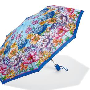 Free Enchanted Garden Umbrella