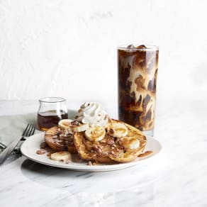 Free Cold Brew Coffee with Entree Purchase