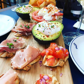 Aperitivo board and a drink for £12