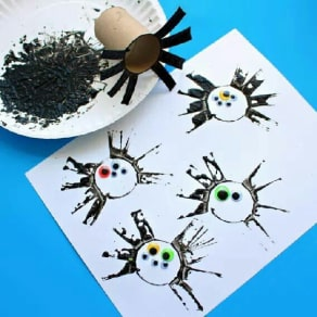 Spider Story Time & Craft