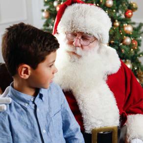 Santa Photos: Grandparents Day