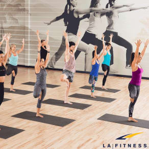 LA Fitness Group Fitness Classes