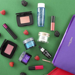Receive A Gift From Lancome