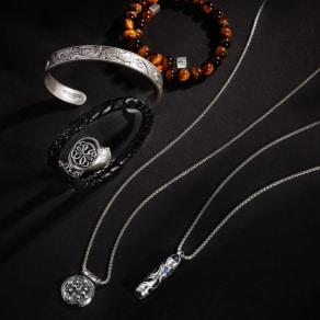 ALEX AND ANI Now Selling Men's Jewelry!