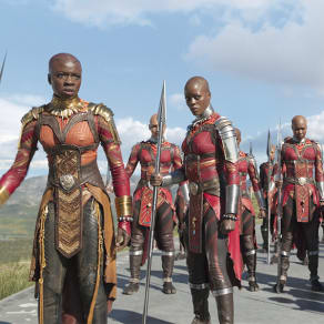The Style of Wakanda with Black Panther's Ruth E. Carter