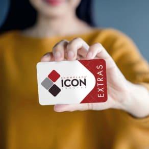 ICON Extras Membership Perks