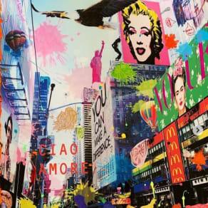Pop of Color Art Series