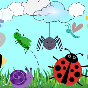 Insect Story Time & Craft