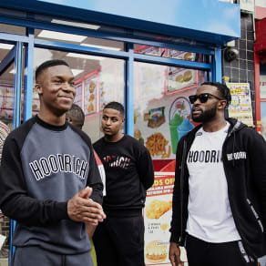 Romzy In-Store Signing in Association with FootAsylum and Hoodrich