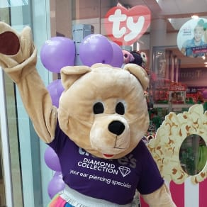 The Claire's Bear