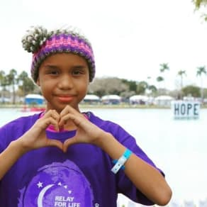 American Cancer Society Relay for Life Rally
