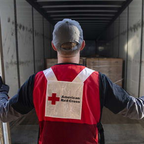 Community Support with American Red Cross LA