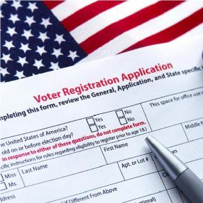 Voter Registration Outreach