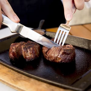 Steak Lunch Special