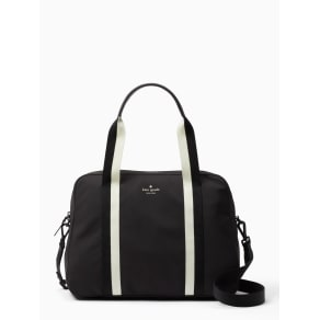 That'S The Spirit Duffel - Black - one size