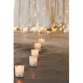 Typo - 4 Pack Candle - White lace