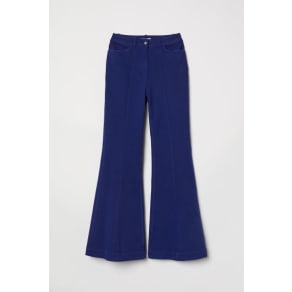 H & M - Flare High Jeans - Blue