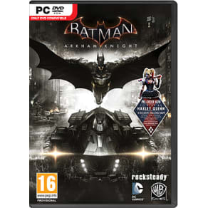 Batman: Arkham Knight - Red Hood Edition for PC