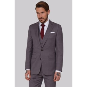 Lanificio F.lli Cerruti Dal 1881 Cloth Taliored Fit Neutral Jacket