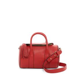 Astor Leather Duffle
