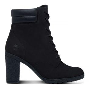 Timberland Tillston 6 Inch Boot For Women In Black Black, Size 5 UK