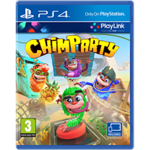 Chimparty for PlayStation 4
