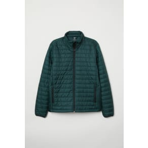 H & M - Padded outdoor jacket - Green