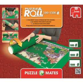 Jumbo - Puzzlemates Puzzle & Roll Puzzle Accessory