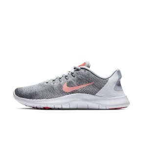 Nike Flex RN 2018 Women's Running Shoe - Grey