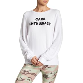 Carb Enthusiast Baggy Beach Jumper