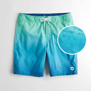 Guys Classic Fit Boardshorts from Hollister