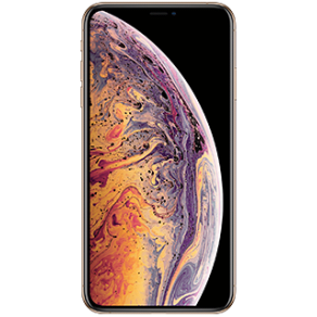 Apple iPhone XS Max - 64GB - Gold - Mobile Phone - with installment plan