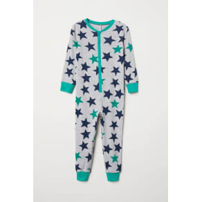 be5a15348bb H  amp  M - All-in-one pyjamas - Blue
