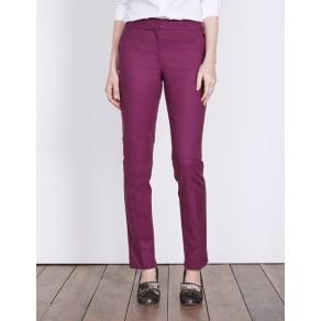 Richmond Trousers Purple Women Boden