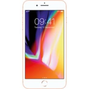 Apple iPhone 8 Plus (256GB Gold Refurbished Grade A) at £60.00 on Max 8GB (24 Month(s) contract) with UNLIMITED mins; UNLIMITED texts; 8000MB of 4G Triple-Speed data. £58.00 a month.