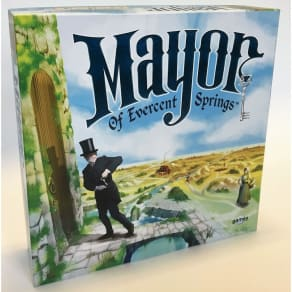 Mayor of Evercent Springs Board Game