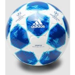 Boys adidas Blue Champions League '18 Football -  Blue