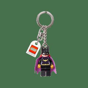 LEGO Super Heroes Batgirl Keyring