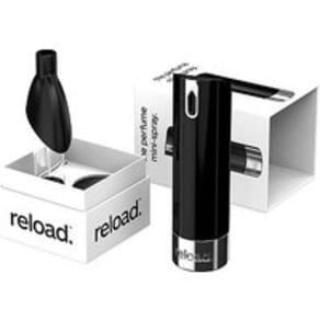 the perfume mini-spray. Premium. Black