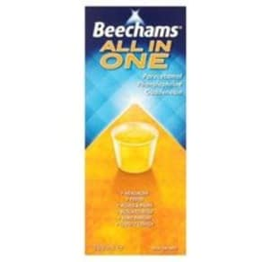Beechams All In One Syrup 160ml