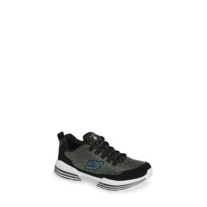 Boy's Skechers Luminators Sneaker, Size 6 M - Black