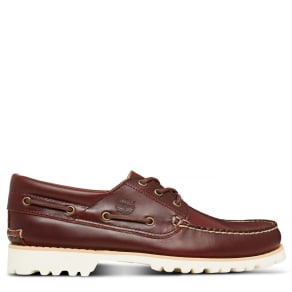 Timberland Chilmark Boat Shoe For Men In Brown Brown, Size 8.5 UK