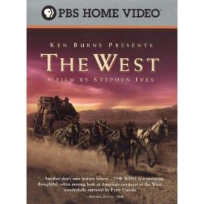 Ken Burns:West (Dvd), Movies