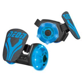 Yvolution Kids' Neon Street Rollers Heel Wheels - Blue