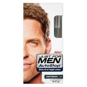 Just for Men Autostop Hair Dye Light Brown