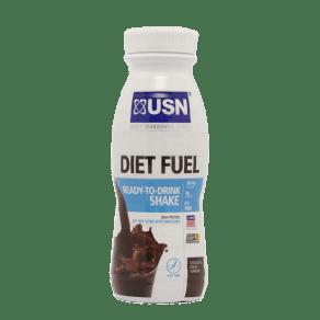 Usn Diet Fuel Chocolate Rtd 330ml - 330ml