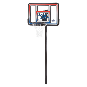 Lifetime Fusion 44 In Ground Basketball Hoop, Black