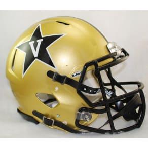 Riddell Vanderbilt Speed Authentic Helmet