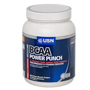 Usn Bcaa Power Punch Powder 400g - 400g