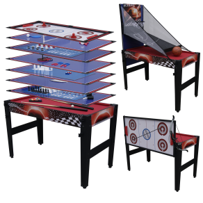 """Sportcraft 14-In-1 Combo Game Table - 48"""""""
